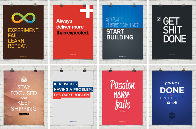 Posters - wall pictures - printing company in dubai